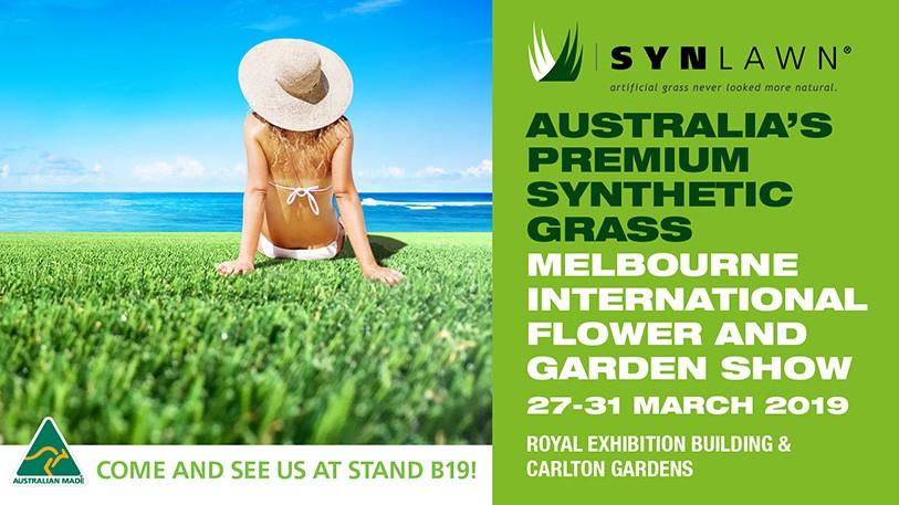 Melbourne International Flower and Garden Show Image